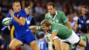 La coupe du monde de rugby 2003 : la voie royale pour l'Angleterre
