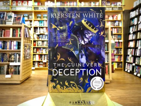 The Guinevere Deception, un bon début pour la trilogie Camelot Rising