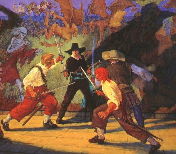 Solomon Kane, le combattant puritian du mal