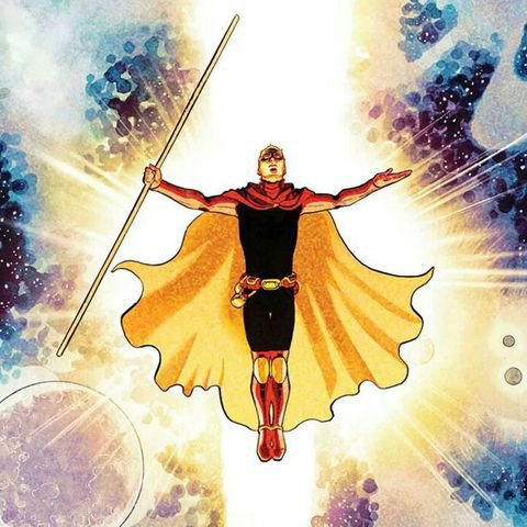 Adam Warlock, le sauveur messianique de Marvel