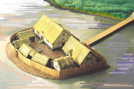 Llangorse et Talgarth, deux puissantes cités du Brycheiniog