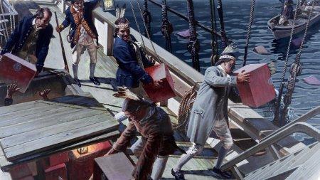 La Révolution américaine, la précurseur des révolutions