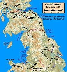 Le royaume de Rheged, un vaste royaume assez puissant pour résister aux Pictes, Scots et Saxons