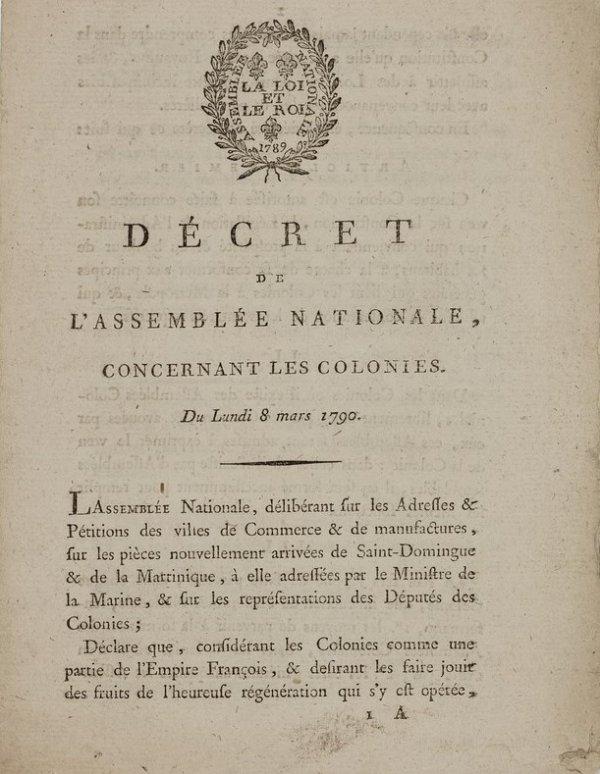 1790, l'année heureuse ? (partie 4)