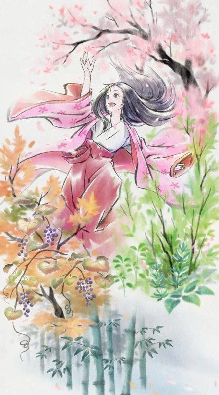 Le conte du coupeur de bambous, un classique de la littérature japonaise
