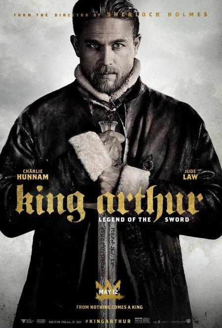 Une version du Roi Arthur à la Christopher Nolan qu'on ne verra jamais