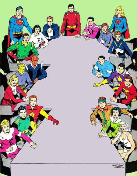 Brainiac 5, le stratège de la Légion des super-héros