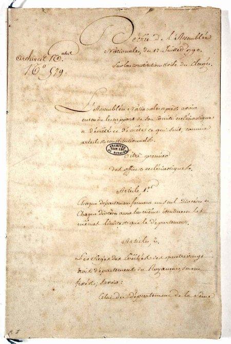 1790, l'année heureuse ? (partie 7)