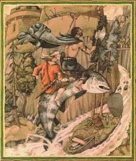 Cai et Bedwyr, les fidèles compagnons d'Arthur