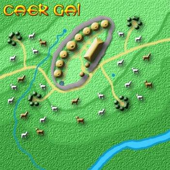 Caer gai, la forteresse de Cai ?