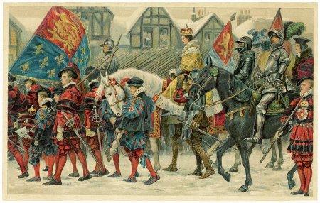Édouard VI, un roi entre deux feux