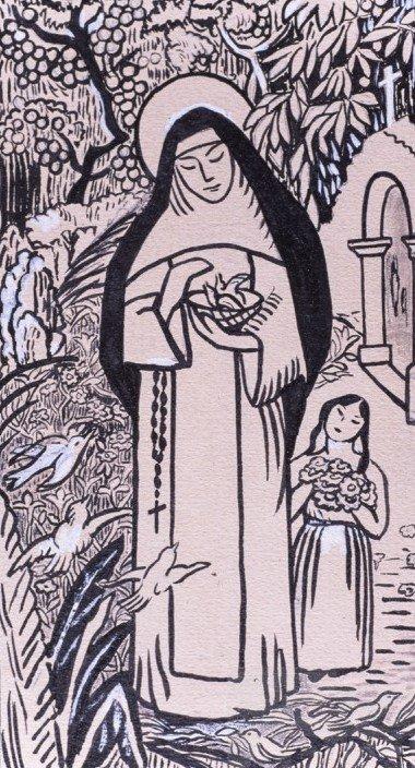 Rose de Lima, l'exacerbation de la mystique chrétienne