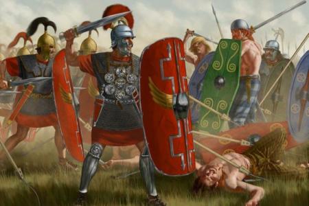 Le 1er Brexit de la Grande-Bretagne a eu lieu dans l'Antiquité
