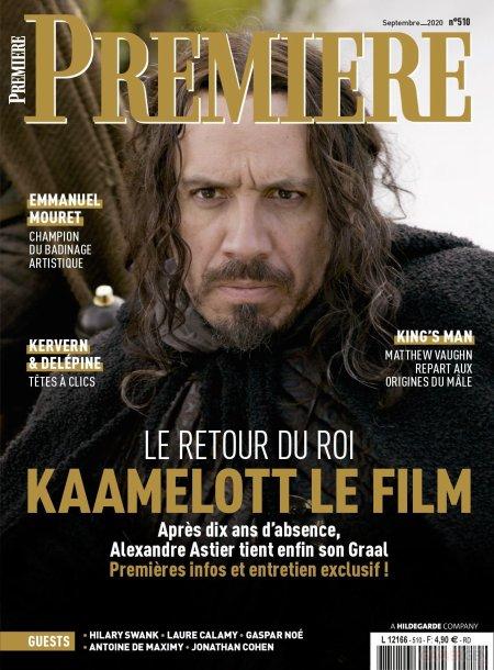 Kaamelott, Alexandre Astier ne fera pas un film pour les fans