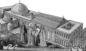 La première dédicace du Saint-Sépulcre, une opération politique de Constantin