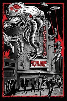 Adapter Lovecraft au cinéma : entre difficulté et ingéniosité
