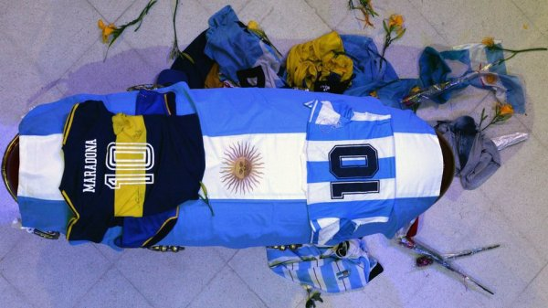 Maradona, un génie du football si humain