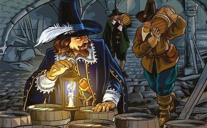 Guy Fawkes, comment passer de l'ennemi de la couronne au héros des opprimés