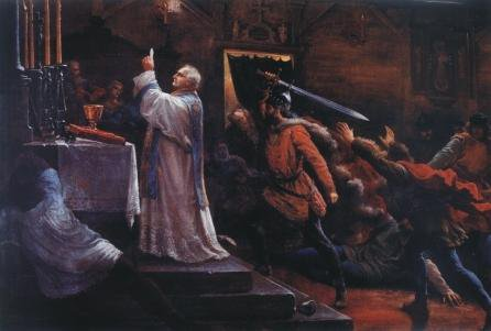 Stanislas de Cracovie, une mort politique