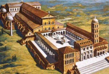 Saint-Pierre à Rome, un site de dévotion et de démonstration de la grandeur des papes