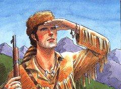 David Crockett, le Lion de l'ouest