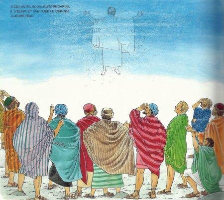 L'Ascension, une apothéose ou un passage de relais ?