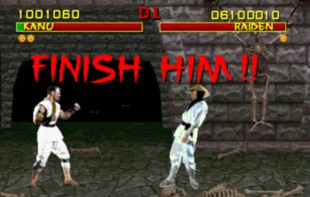 Mortal Kombat, une franchise concurrente de Street Fighter, hommage des films d'arts martiaux des années 1980-1990