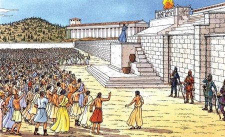 Athènes, une démocratie inégalitaire et impérialiste