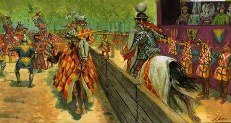 Le tournoi médiéval, l'art du combat guerrier sportif