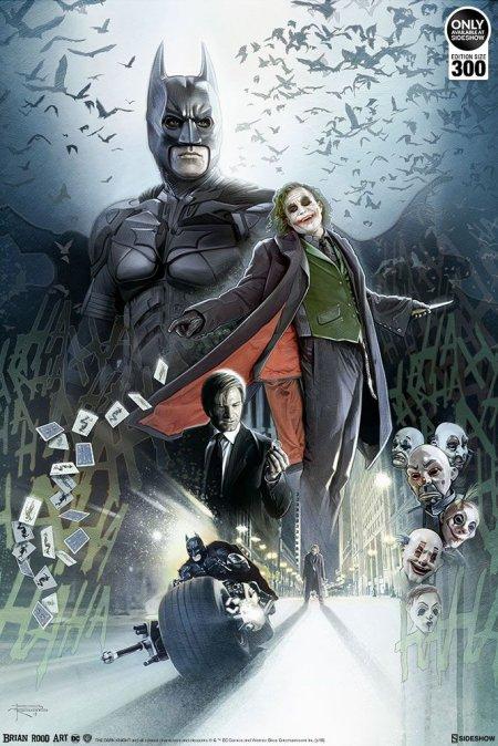 La trilogie Batman de Christopher Nolan, ou comment encrer un comics dans le réel