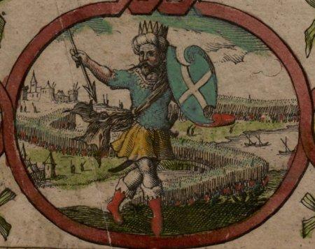 La Mercie, un puissant royaume angle s'imposant face à ses concurrents
