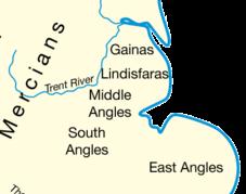 Le royaume de Lindsey, un royaume indépendant sous domination
