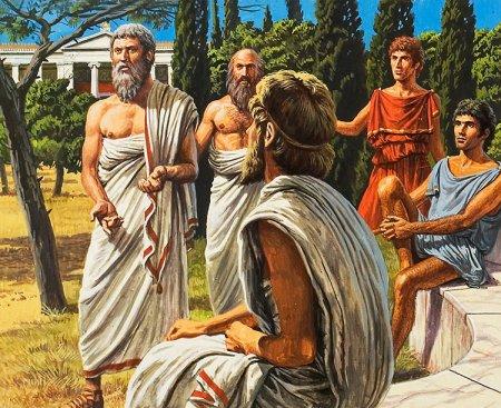 La skholé, ou comment les Grecs géraient leur temps libre