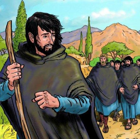 Benoît de Nursie, le saint patron de l'Europe