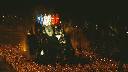 Le bicentenaire de la révolution française, un succès culturel et populaire