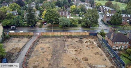Une exceptionnelle nécropole de l'antiquité tardive à Cambridge