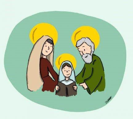 Les parents de Marie, ou comment rechercher la réalité face à des récits montés de toute pièce