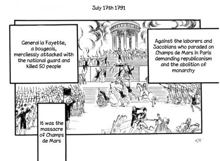 1791, l'année des ruptures (partie 7)