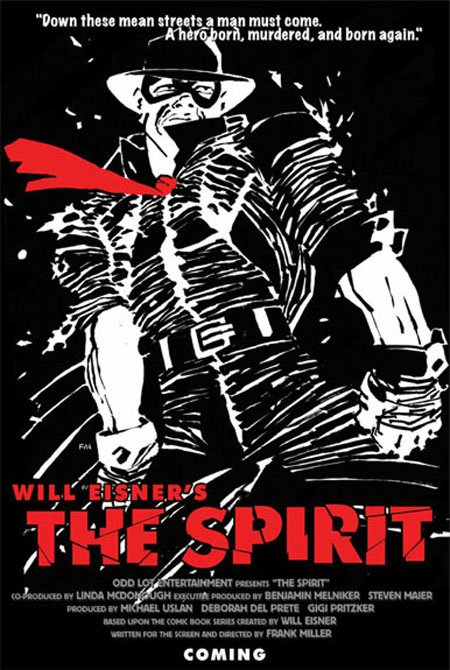 The Spirit, deux adaptations réussies qui n'ont pas trouvées leur public