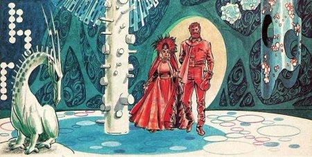 Le Cycle des Princes d'Ambre, ou comment Roger Zelazny a réussi à rendre crédible la science fantasy