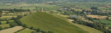 Glastonbury, un site important intéressant de puissants royaumes