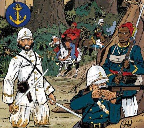 La colonisation française, de la gloire d'une conquête de soumission violente à la décolonisation
