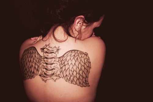 Mon tatouage les amis ! =)