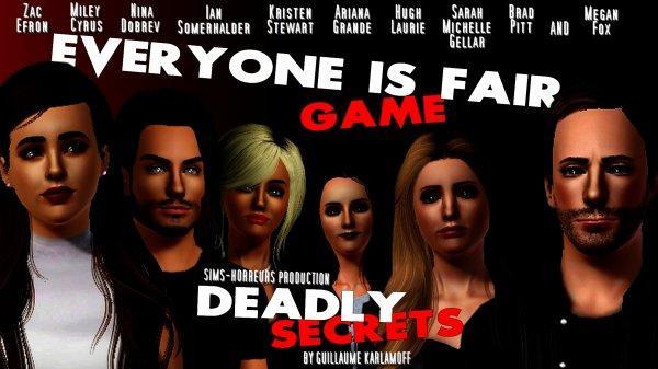 Deadly Secrets | Liste des épisodes | Saison 1