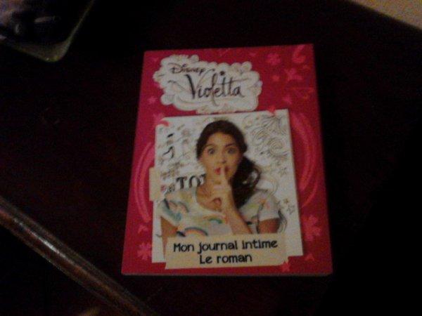 Journal intime violetta ♥♥