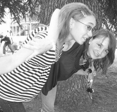 Je T'adooooooooooore !!!!!  $) Une belle amitié tout simplement.