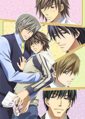 Au fans de manga je vous conseille de regarder Junjou romantica yaoi x boys