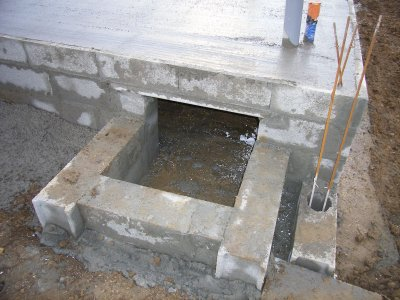 Trape d 39 acces pour le vide sanitaire blog de notre - Porte acces vide sanitaire ...