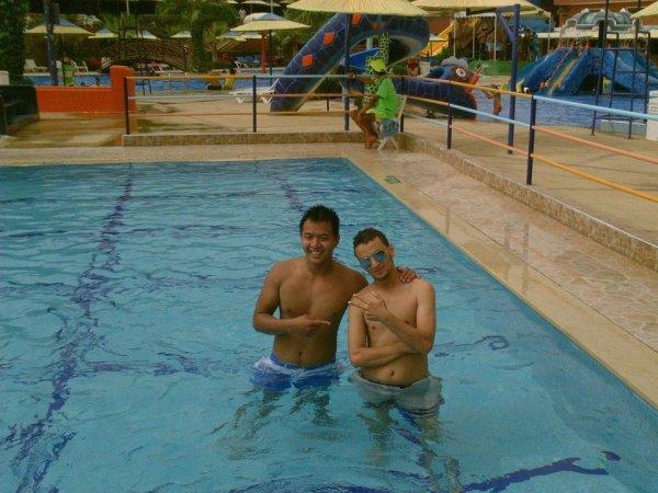 me and dani