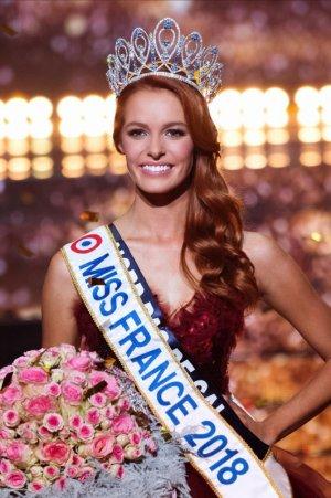 Maëva Coucke- Miss France 2018